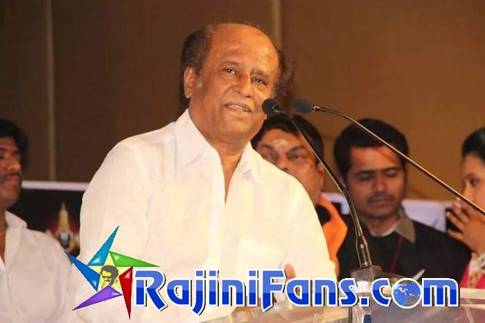 Lingaa Curtain Raiser and Telugu Audio Release at Hydrabad