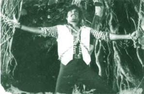 Rajini in Dharmayudham